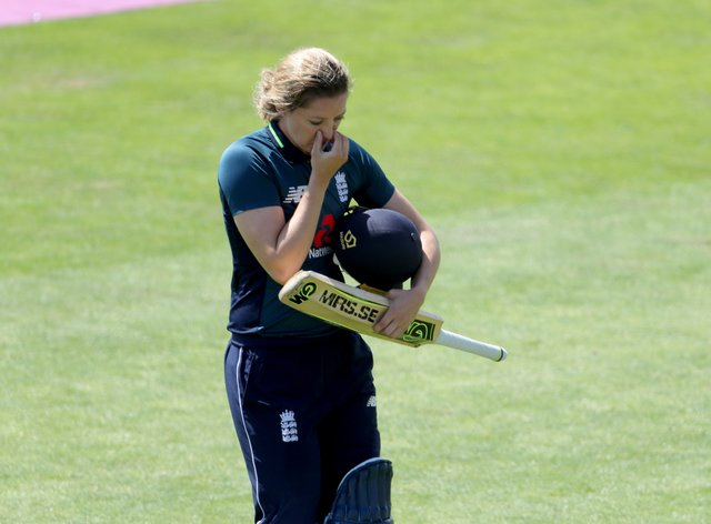 Sarah Taylor has played for Sussex Women for 15 years since making her debut back in 2004 (PA Images)