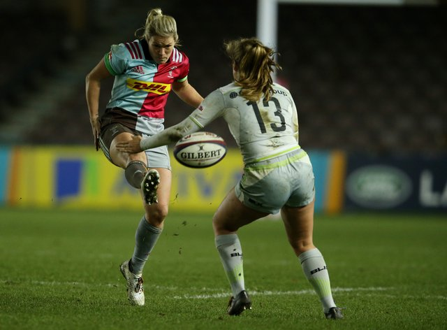 <p>Quins and Sarries will battle it out this weekend</p>