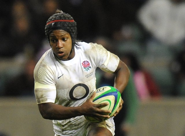 Maggie Alphonsi is one of the most successful female rugby players of all time with seven Six Nations wins and a World Cup title (PA Images)