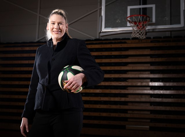 Lauren Jackson is celebrating the 40th season of the WNBL (PA Images)