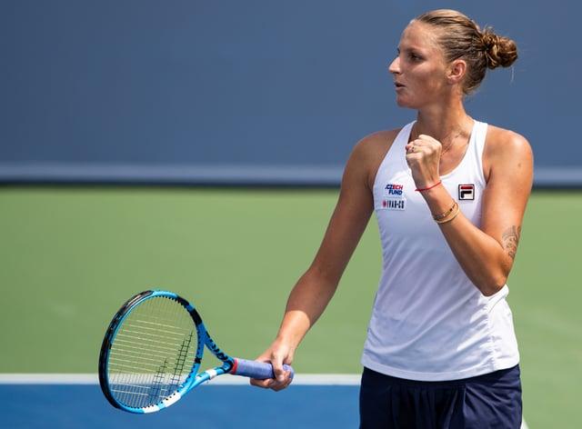 Karolina Pliskova has 15 titles to her name, but no majors yet (PA Images)