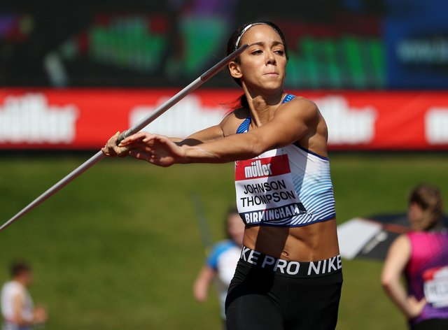 Katarina Johnson-Thompson achieved her career best performance in Austria this year (PA Images)