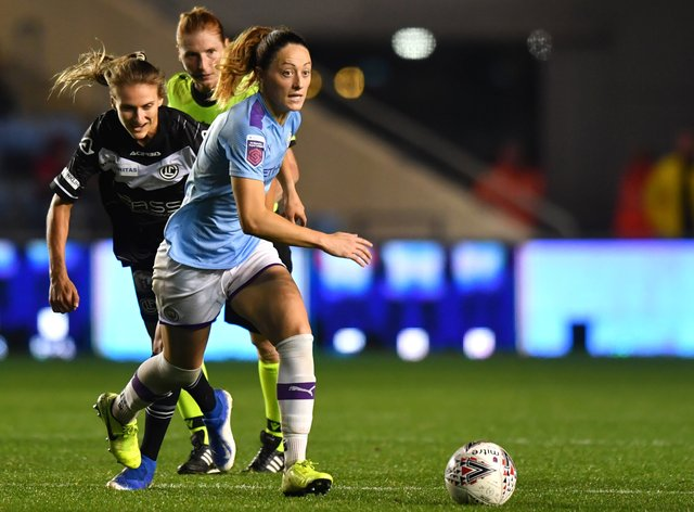 Manchester City beat Lugano 11-1 on aggregate in the last 32 of the Champions League (PA Images)