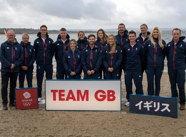 12 sailors will represent Britain and try to add to the impressive tally of 58 Olympic medals (PA Images)