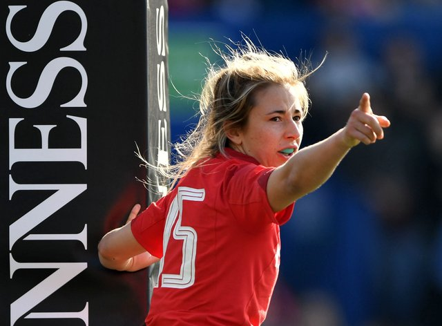 Wales have selected a host of new caps in their squad for the autumn series (PA Images)