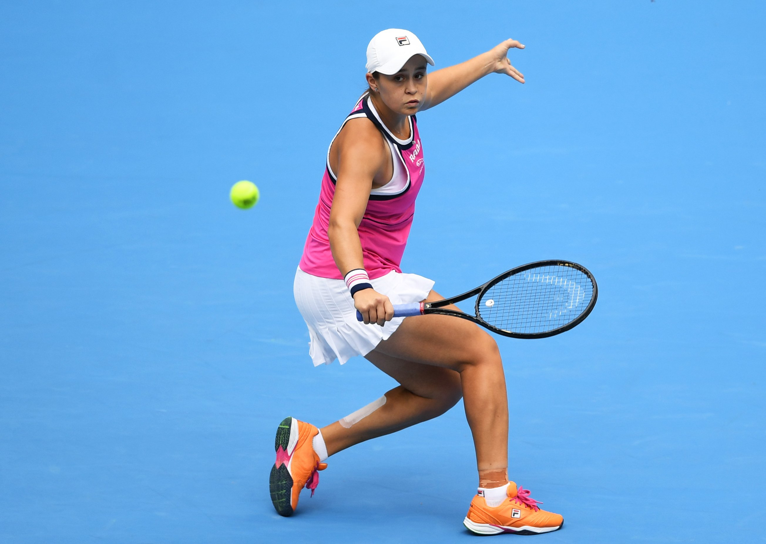 Osaka and Barty through to the China Open final after contrasting semi-finals