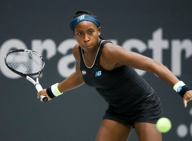 Gauff is on her way to yet more records (PA Images)