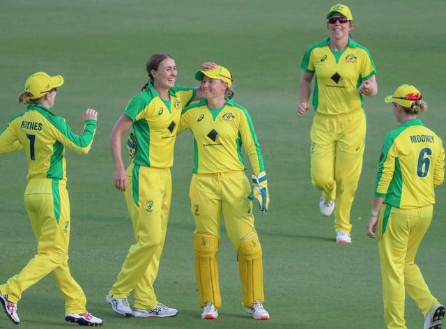 Australia's ODI side recently claimed a 3-0 series whitewash over Sri Lanka (PA Images)