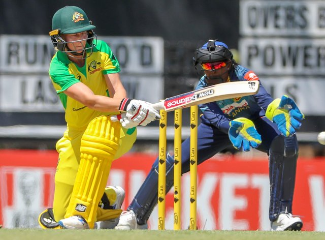 Cricket Australia have said they will top up women's winnings to match the men's (PA Images)