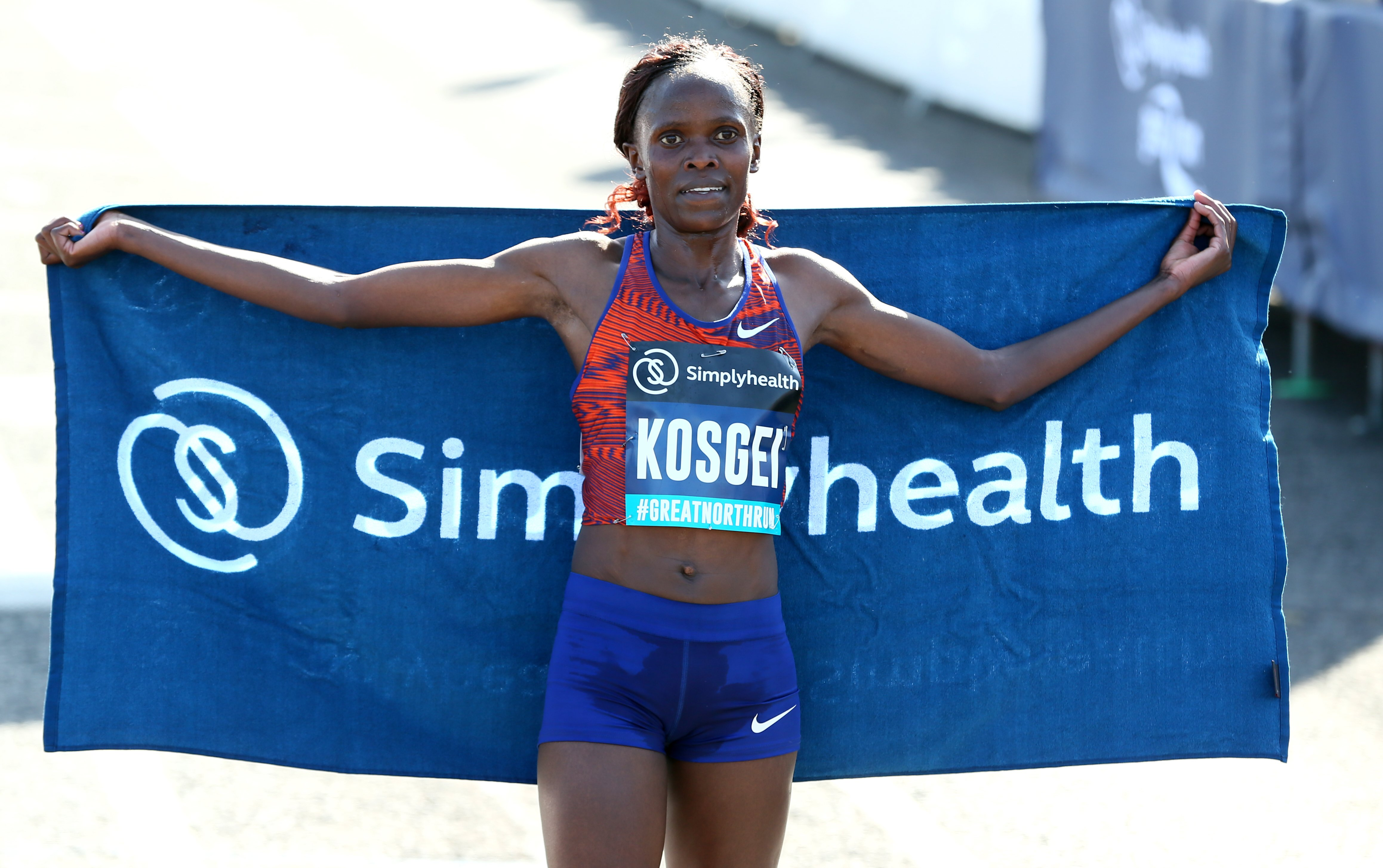 Brigid Kosgei among five other finalists for Female World Athlete of the Year