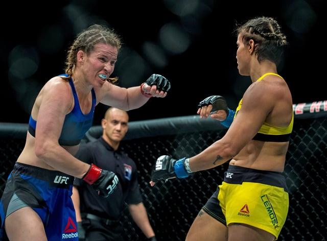 Leslie Smith (left) hit back after Buchholz comments (PA Images)
