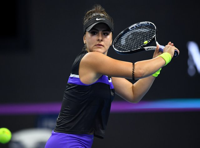 Bianca Andreescu's US Open win was not the only highlight of her stellar year (PA Images)