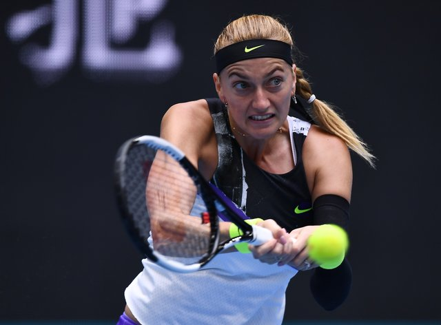 Petra Kvitova has won eight titles since her comeback from a random knife attack in late 2016 (PA Images)