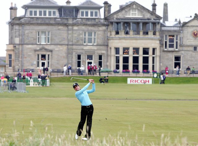 Lorena Ochoa at St Andrews in 2007, a whole seven years prior to the inclusion of female members (PA Images)