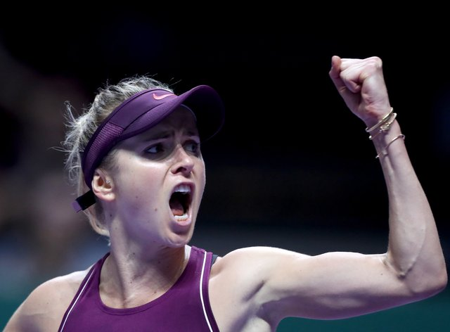 Elina Svitolina was the 2018 champion (PA Images)