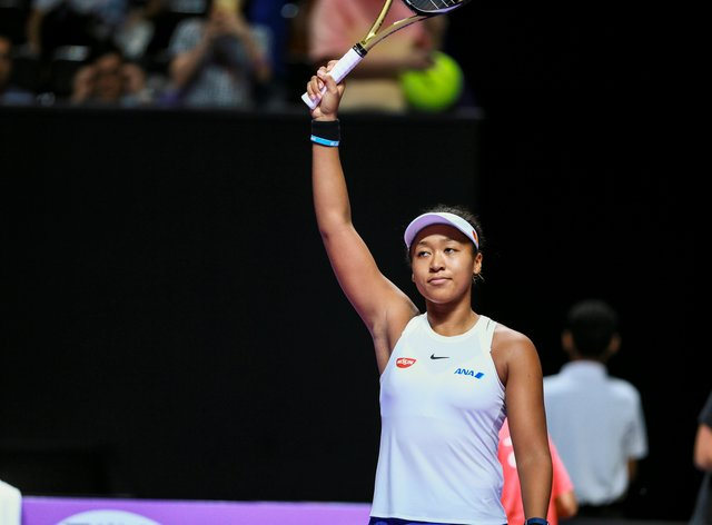 Naomi Osaka pulls out of WTA Finals in Shenzhen (PA Images)
