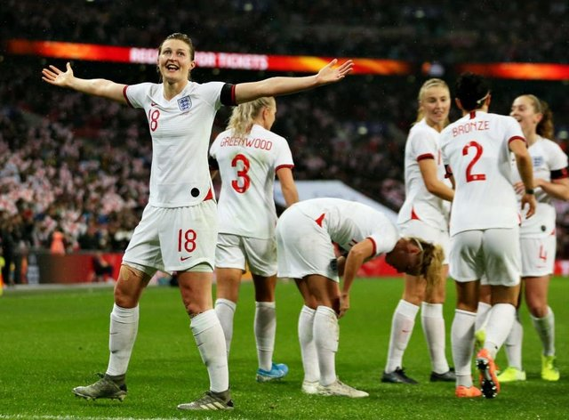 The Lionesses travel to face Czech Republic on Tuesday in an international friendly (PA Images)