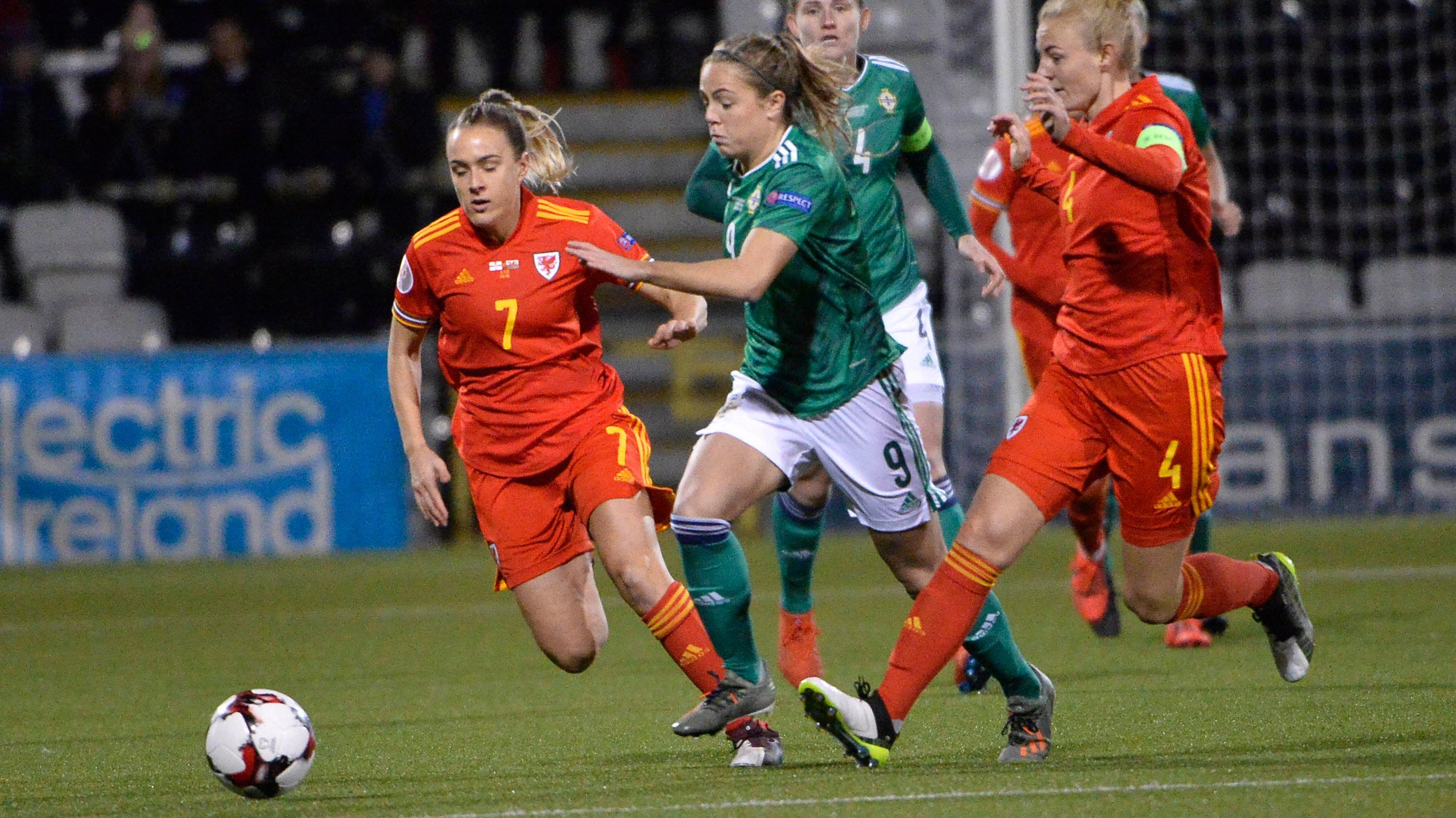 Northern Ireland and Wales lack creativity in goalless Euro qualifier