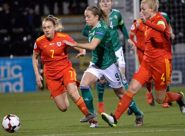 Northern Ireland and Wales drew 2-2 back in September (Twitter: Northern Ireland)