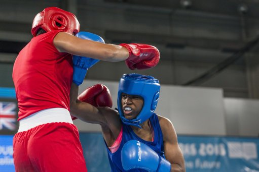 Caroline Dubois is England's most successful youth boxer ever (PA Images)