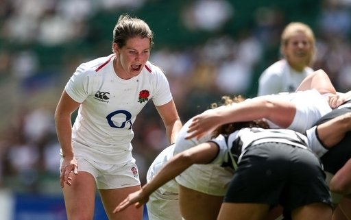 Red Roses and Harlequins star Leanne Riley says Leinster match at Twickenham will 'take women's rugby up a notch'