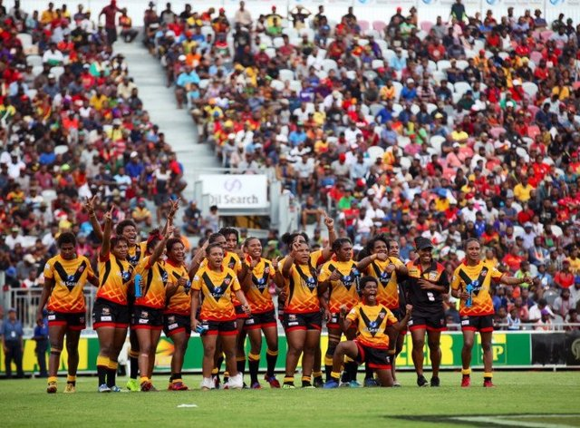 Papua New Guinea Beat England For First Time Ever In Rugby League With Last Minute Try Newschain