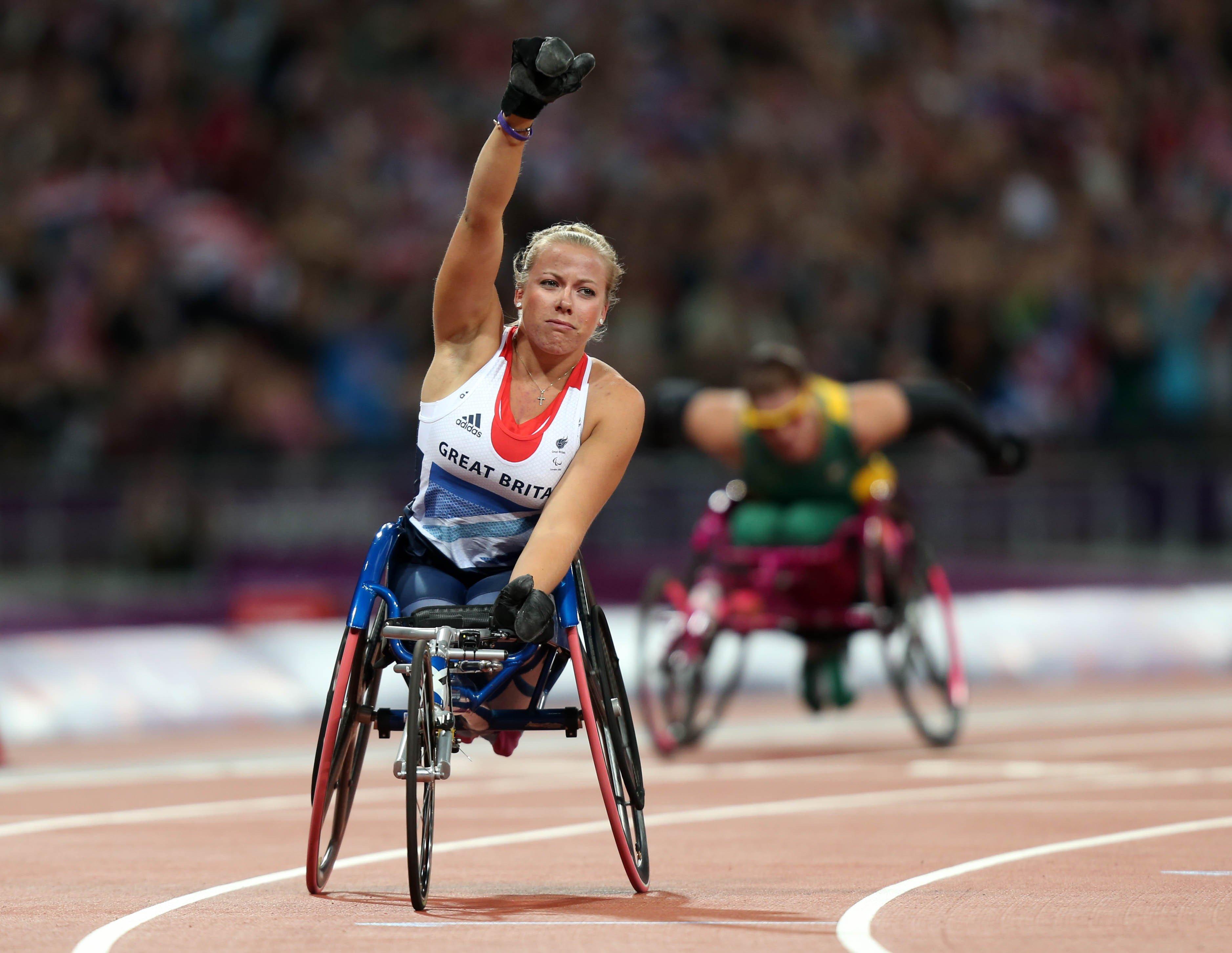 Team GB head coach praises 'successful' World Para Athletics Championships