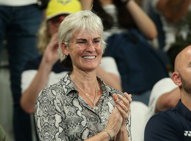 Tennis mother Judy Murray is used to serving, now she's testing herself on cooking (PA Images)