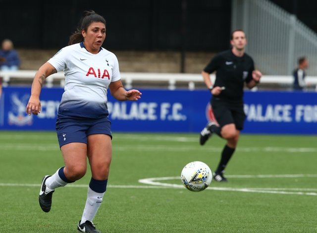 Renee Hector spent three years at Spurs before signing for Charlton (PA Images)