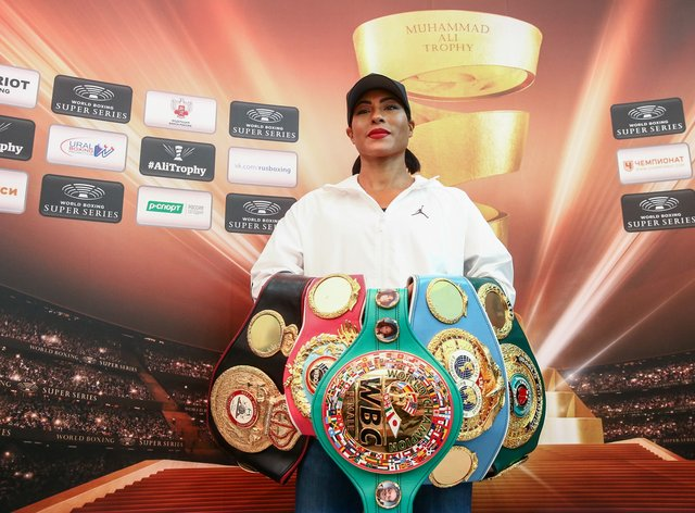 Cecilia Braekhus is renowned as one of the greatest female fighters of all time (PA Images)