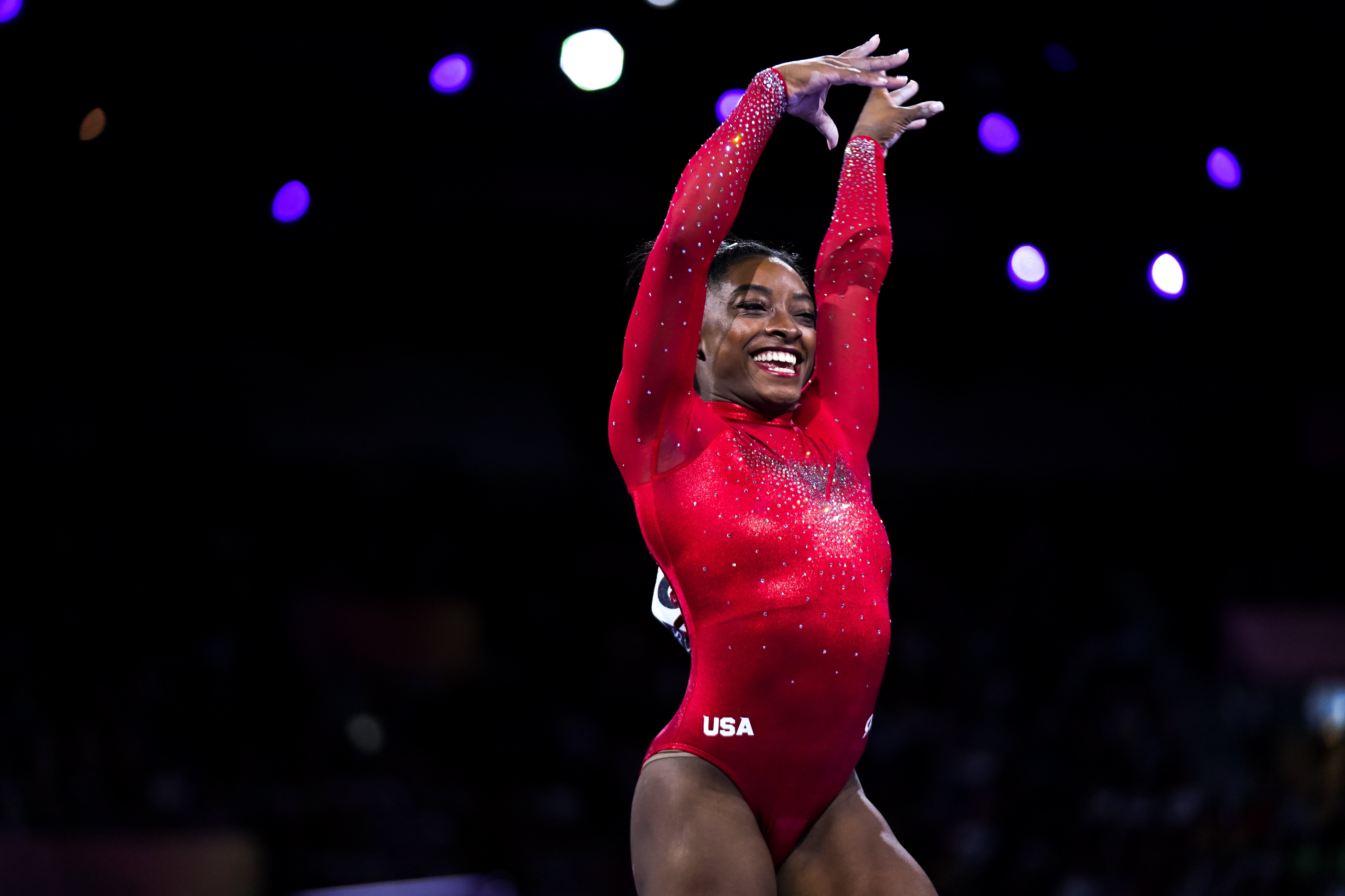 Simone Biles and Megan Rapinoe up for World Sport Star at Sports Personality awards