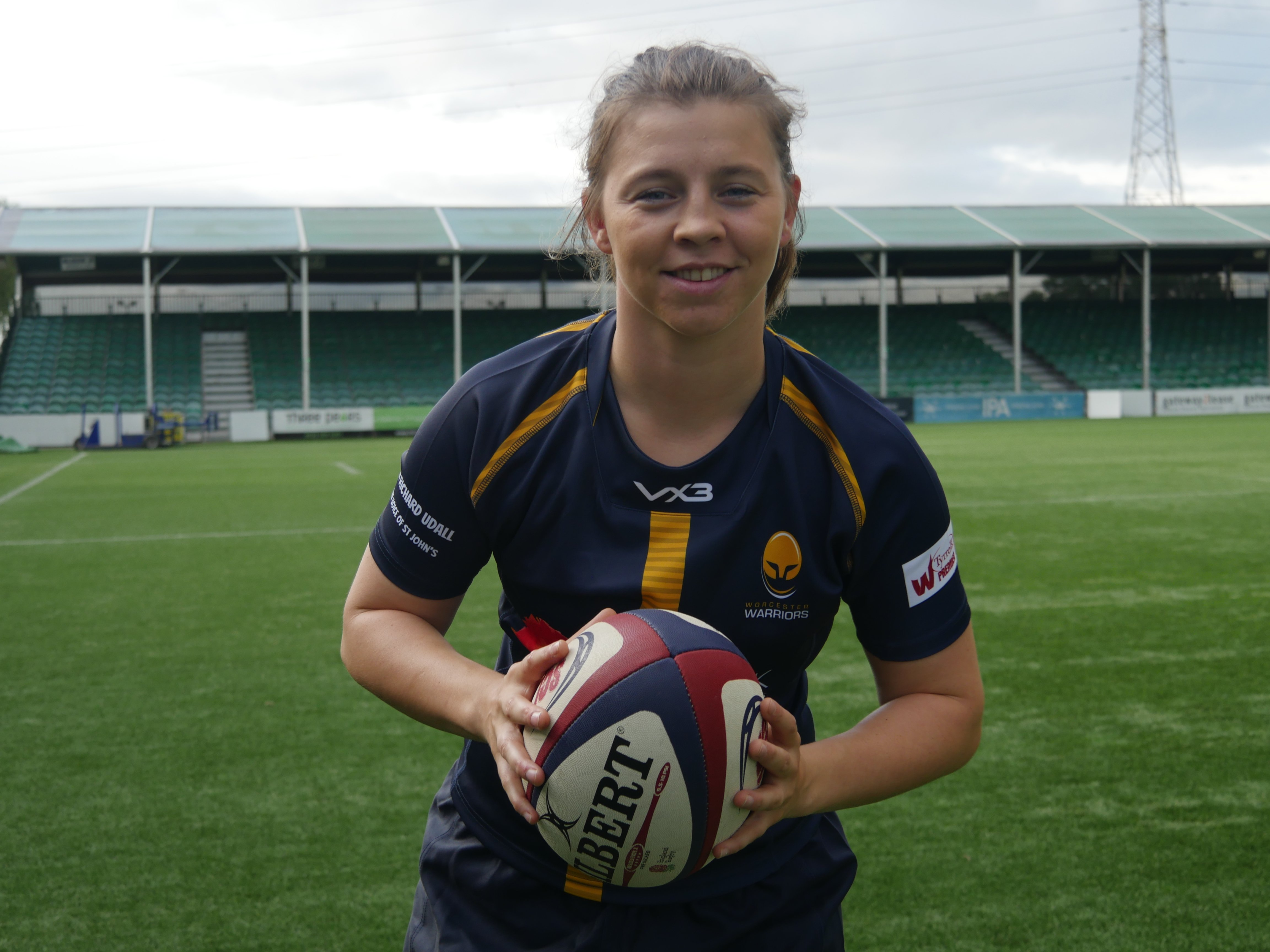 Worcester Warriors captain Lyndsay O'Donnell on the balancing act faced by most women players to earn a living alongside playing the game they love