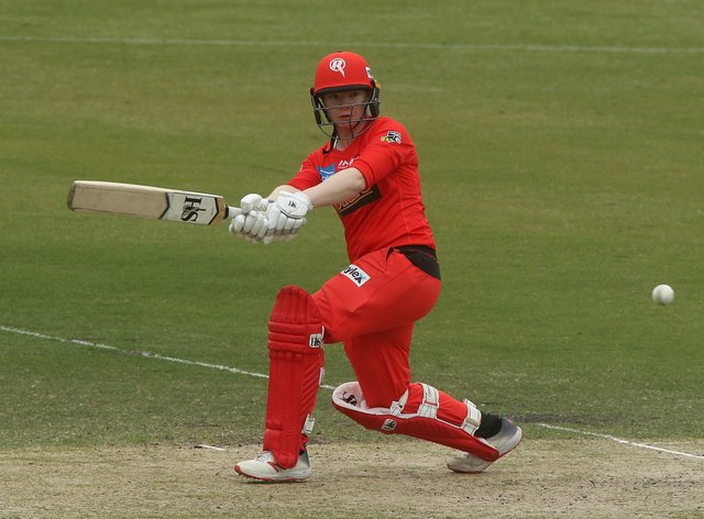 Jess Duffin has been named as captain for the WBBL05 team of the tournament (PA Images)
