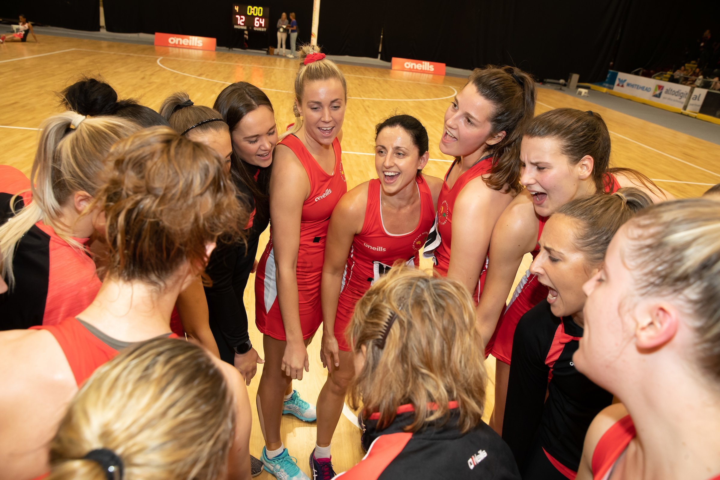 Welsh Netball announce Wales senior squad as they look ahead the the 2022 Commonwealth Games and 2023 World Cup