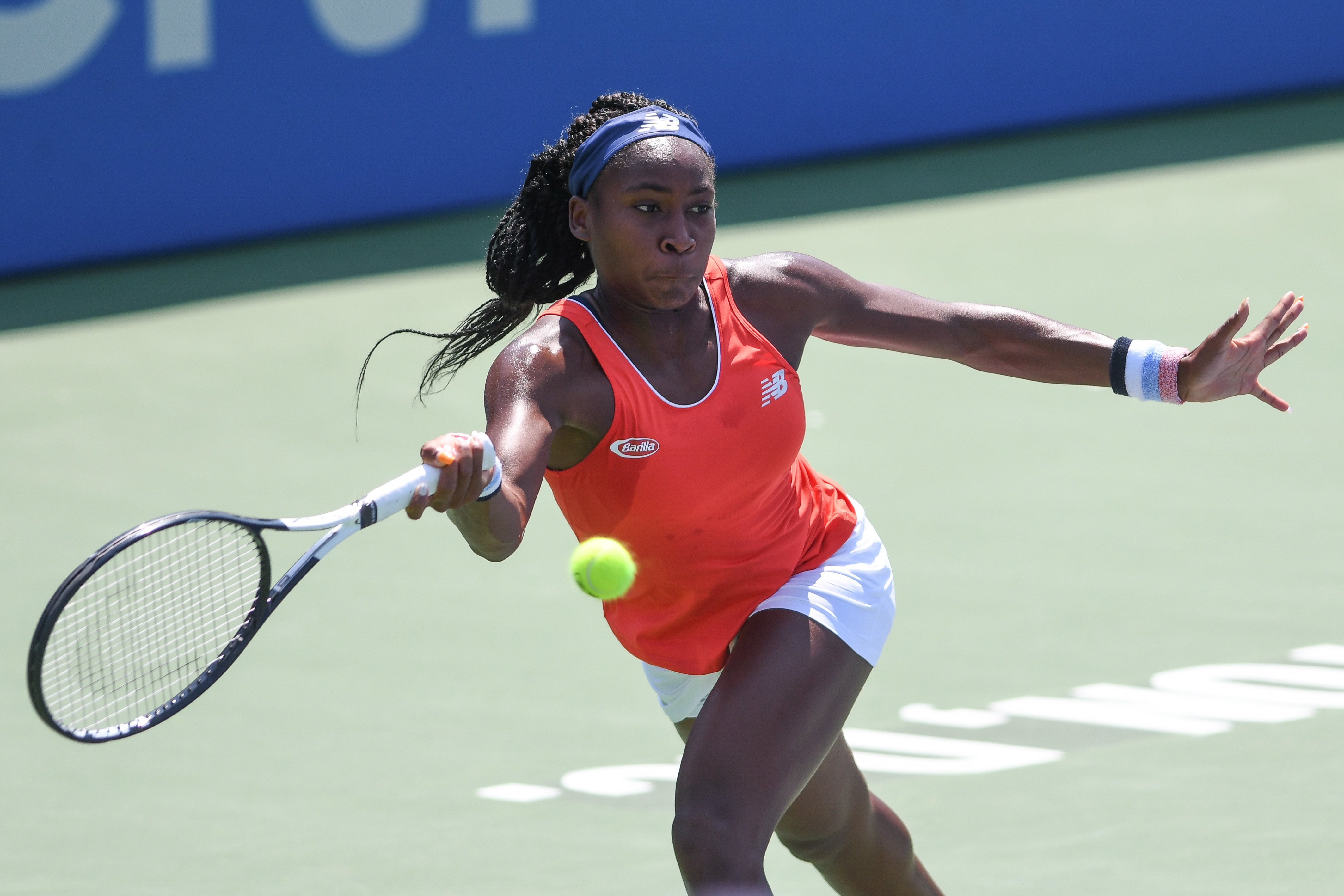 Teenage tennis star Coco Gauff to feature at the 2020 Citi Open