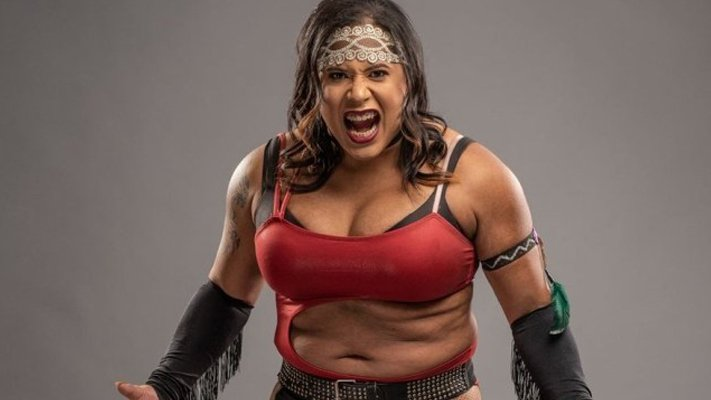 Transgender wrestler Nyla 'The Beast' Rose suspended by AEW for shocking attack on referee during Dynamite