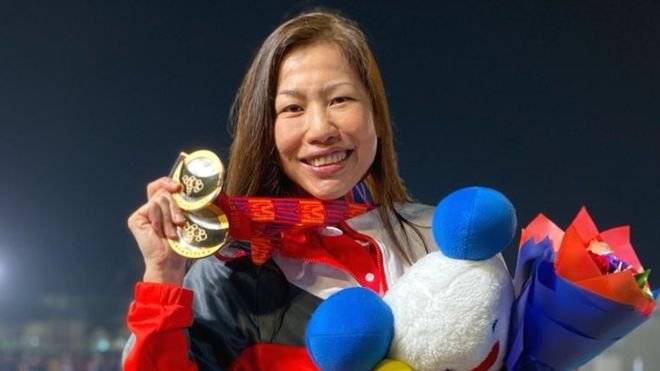 Christina Tham takes gold at Southeast Asian Games 38 years after first appearance