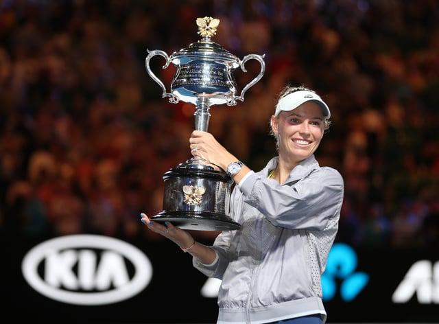 Caroline Wozniacki won the 2018 Australian Open title (PA Images)