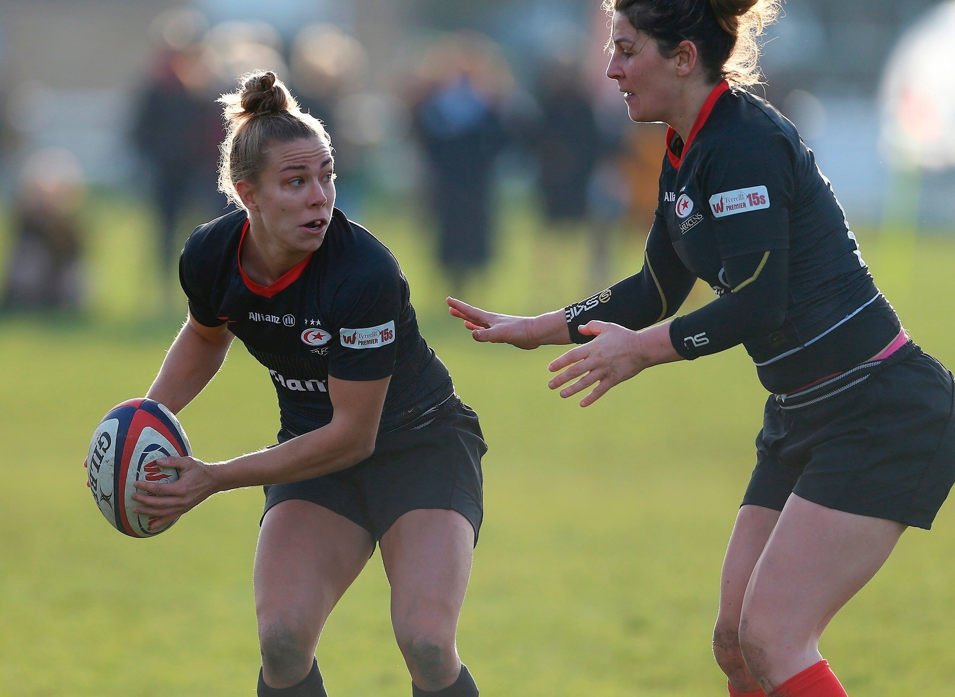 Premier 15s round-up: Saracens and Harlequins remain unbeaten to set up mouth-watering clash next weekend