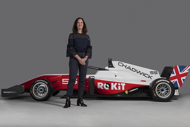 W Series signs first major sponsor agreeing three-year deal with F1 Williams' sponsor ROKiT