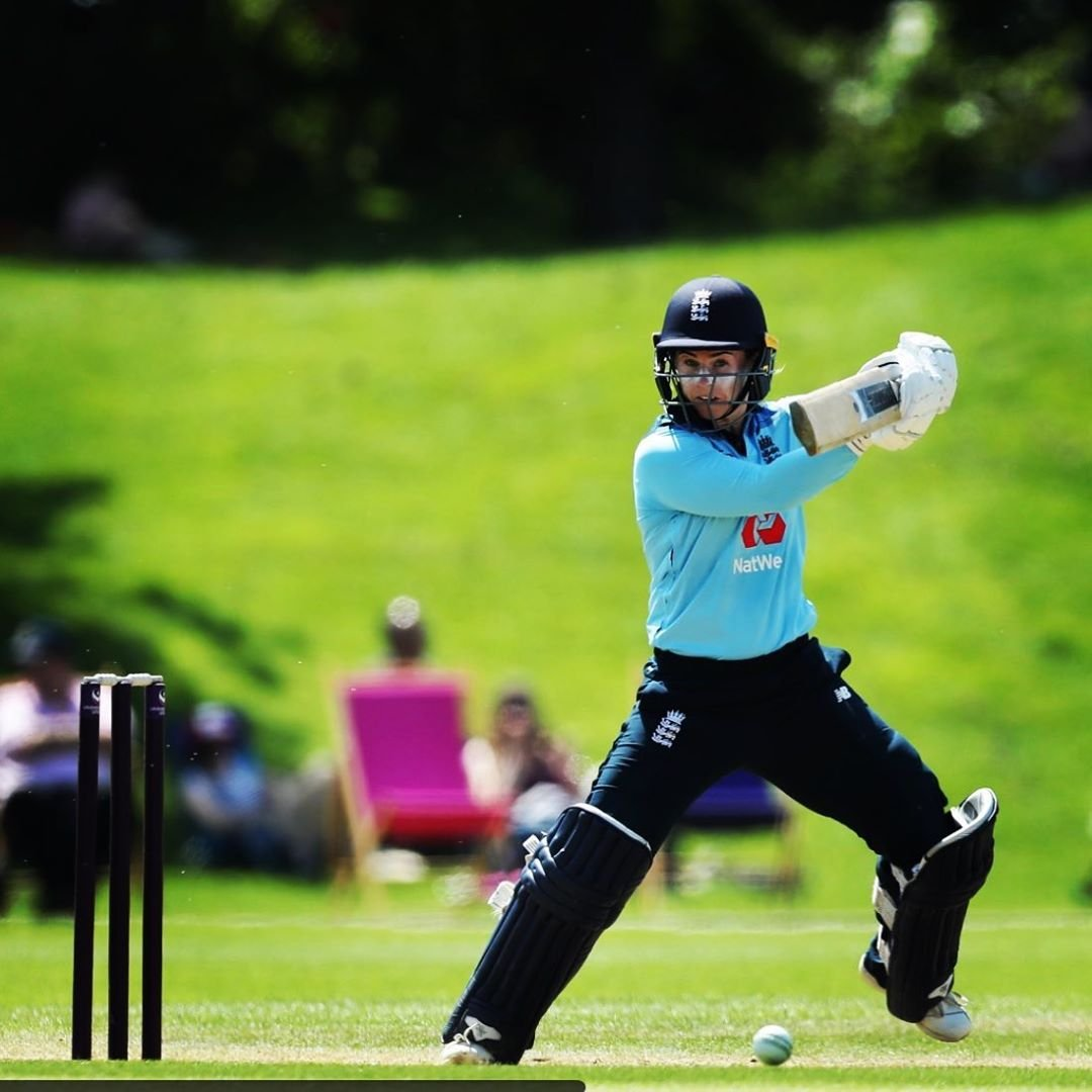Tammy Beaumont and Dani Wyatt both hit tons as World Champions England secure win over Pakistan in first ODI