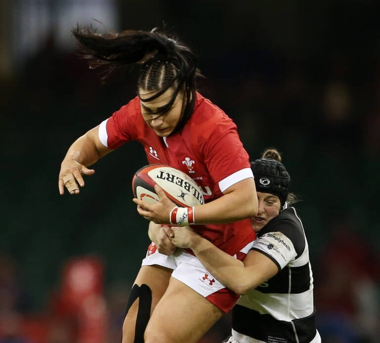 Welsh rugby prop Amy Ward announces her retirement from international game