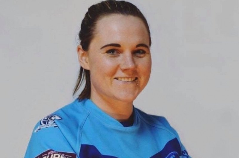 Rugby league is shocked by the death of international Natalie Harrowell aged just 29