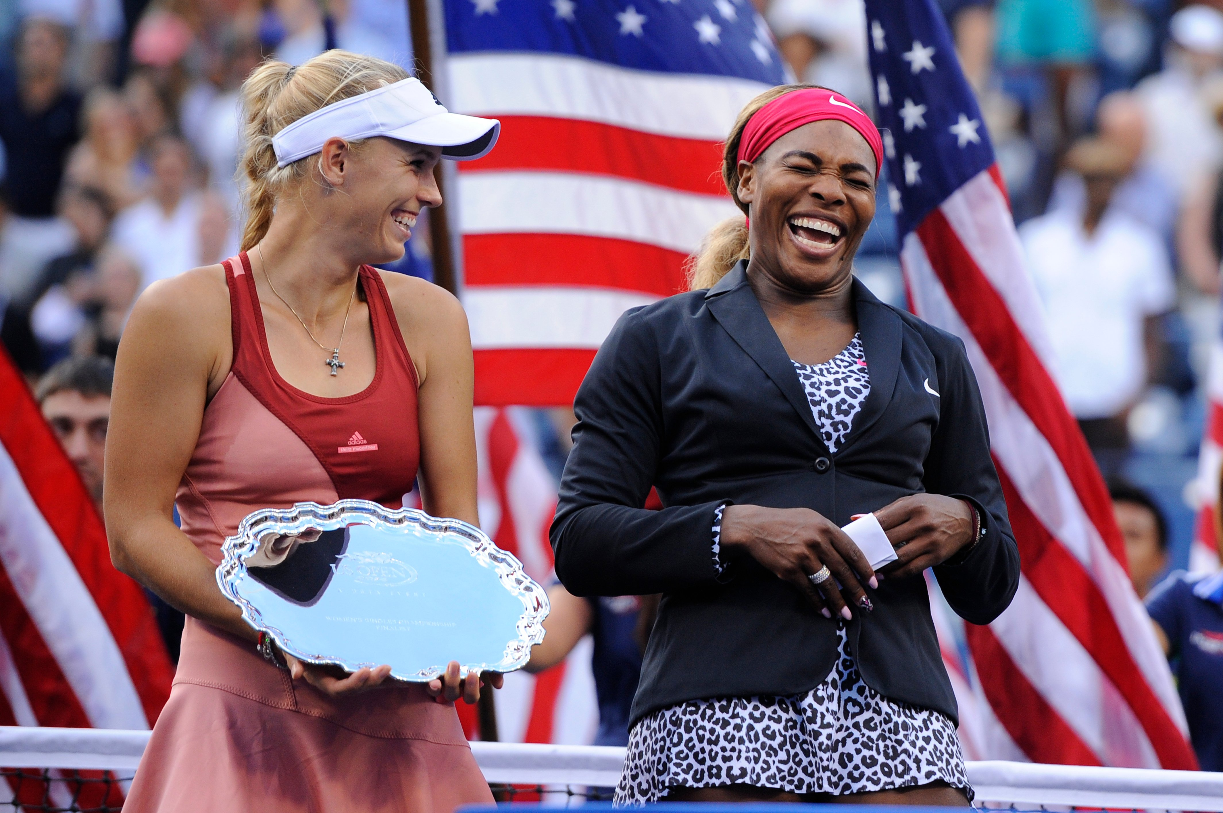 Caroline Wozniacki to play exhibition match against Serena Williams to celebrate career after retirement