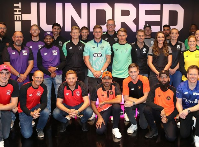 The inaugural series of 'The Hundred' was due to take place this summer (The Hundred)