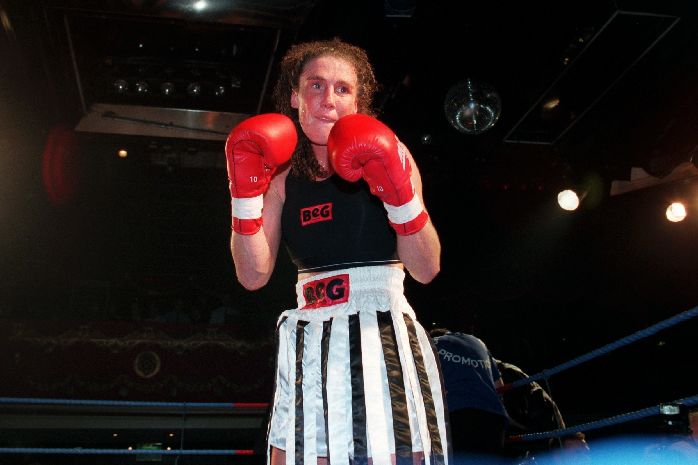Pioneering women's boxer Jane Couch brands ex-promoter Kellie Maloney 'a hypocrite' for becoming Northern Ireland fighter Cathy McAleer's manager