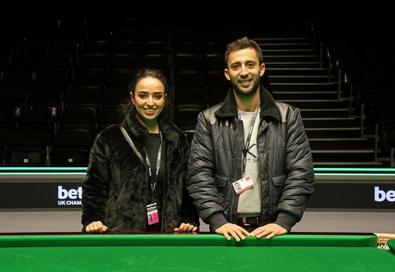 Africa's golden snooker couple on their ambition to develop snooker in Morocco