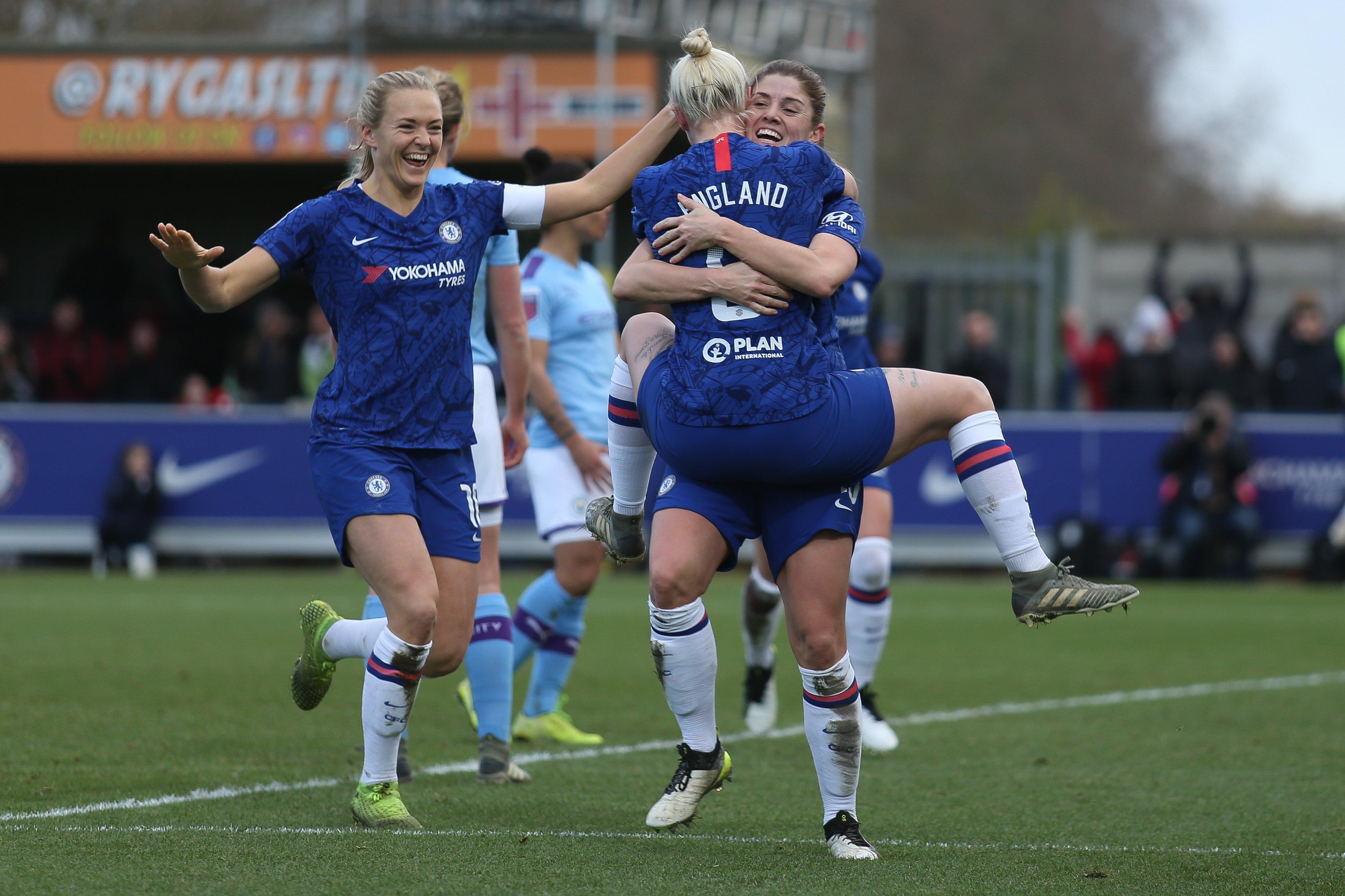Unbeaten Chelsea seek seventh consecutive Women's Super League victory against winless Liverpool