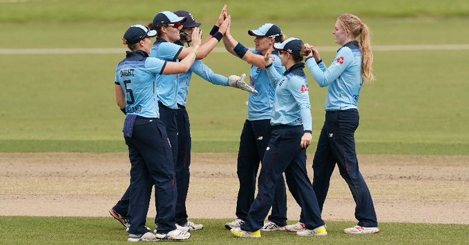 Nat Sciver hits unbeaten century as England cruise to victory in second ODI and series win over Pakistan