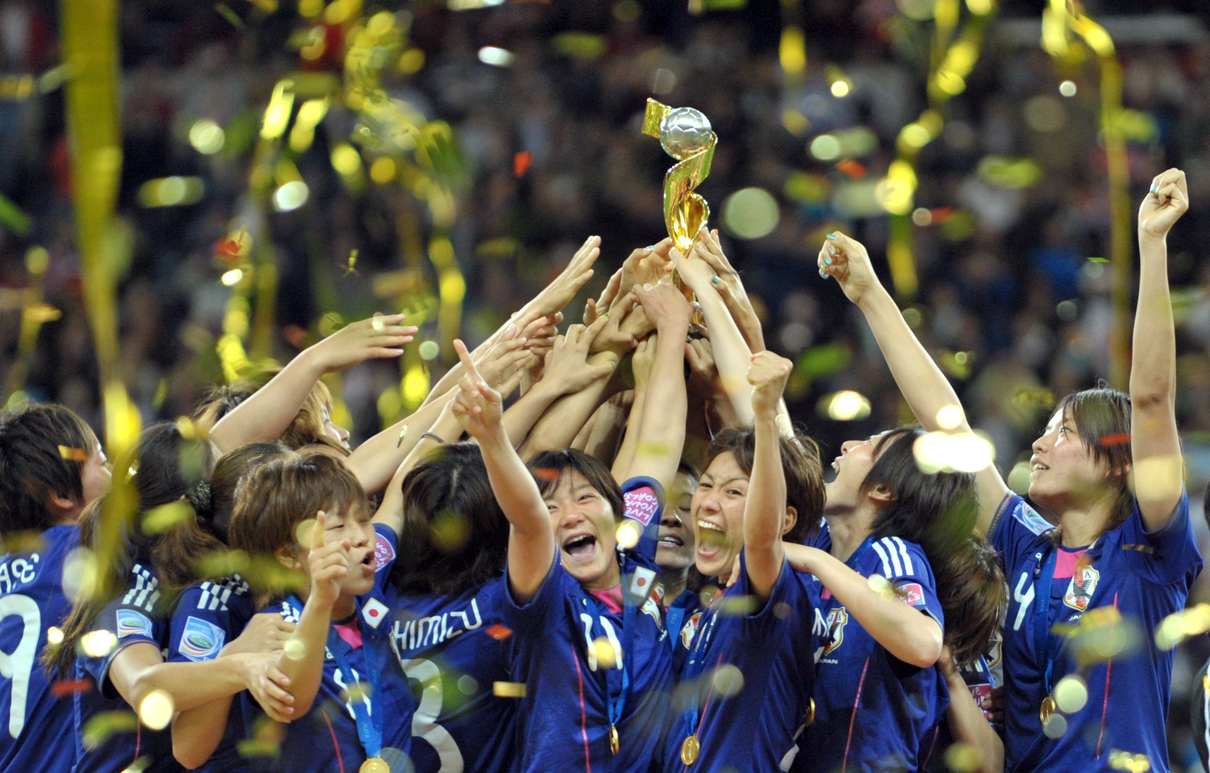 Japan submits bid to host the 2023 FIFA Women's World Cup